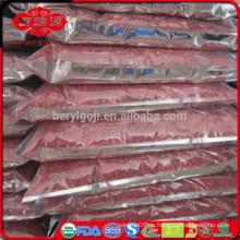 Стандартные сушеные ягоды goji в низком пестициде