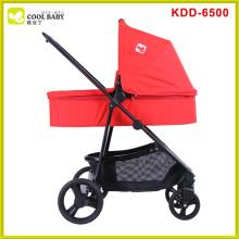 China fabricante NOVO design carrinho de bebê dourado