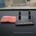 Coche accesorios interior teléfono sticky pad roadster