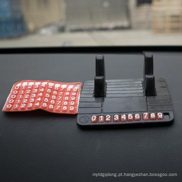 Acessórios para automóvel interior phone sticky pad roadster