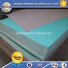 завод прямых продаж 1,8 мм 2мм тонкий жесткий ПВХ жесткий пластиковый лист