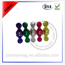 Jammymag transparent whiteboard magnet for sale