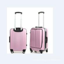 Ensembles de bagages rose pour fille avec roues coulissantes 360 Degress