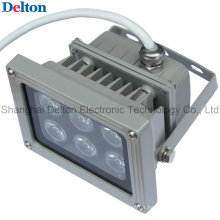 12W retangular de alumínio LED Flood Light (DT-FGD-003)