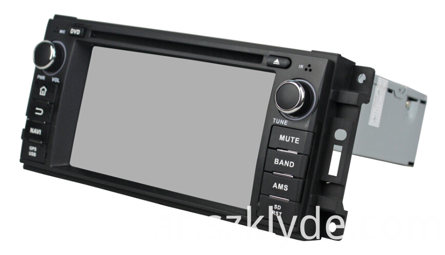 Jeep Sebring 2006 Car DVD Player