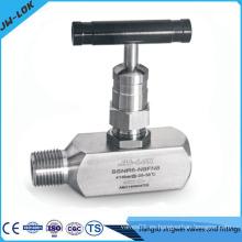 Fabricación de válvulas de control de flujo de alta presión