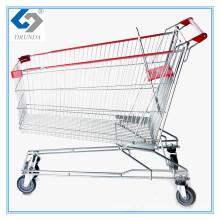210L Asien Einkaufswagen mit großer Kapazität für Senioren