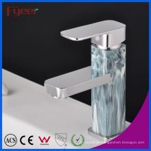 Fyeer Verchromt Lackiertem Einhand Messing Becken Wasserhahn Waschbecken Wasser Mischbatterie Wasserhahn