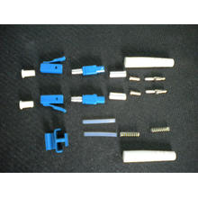 Connectors for Optical Patch Cord LC Duplex 3.0