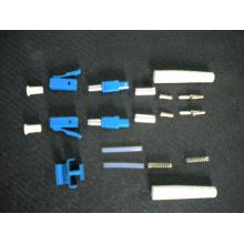 Conector LC / PC Sm Duplex 3.0mm Fibra