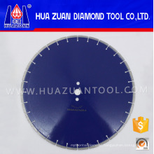 Laser Weld Diameter 450mm Diamond Saw Blade for Stone
