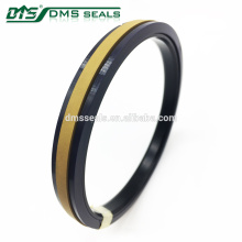 Gold Yellow SPGW Loose PTFE Seals for Hydraulic Seal Kit