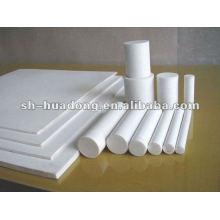 Feuille de plastique PTFE pour l'isolation