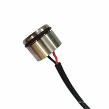 Transdutores de pressão de água Sensores analógicos de pequena pressão