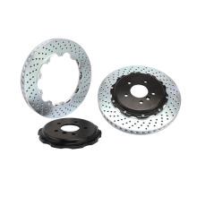 """Rotor do sistema de freio do carro do elevado desempenho 362 * 32mm 19 """"roda do aro para BMW / Benz / Audi / Honda / Kia / vw"""