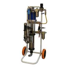 Machine de pulvérisation hachée ou équipement