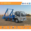 10 m3 JAC Trash Collecting Truck Euro4