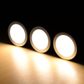 Mini Round LED Panel Spot Cabinet Light