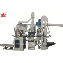 XL CTNM15B complete combined rice mill