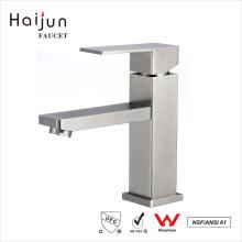 Haijun China Wholesale cUpc ISO 9001:2008 Polished Chrome Bathroom Water Faucet