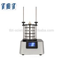 Sistema de acionamento eletromagnético digital 3D Tampo da mesa Agitador vibratório para peneiramento