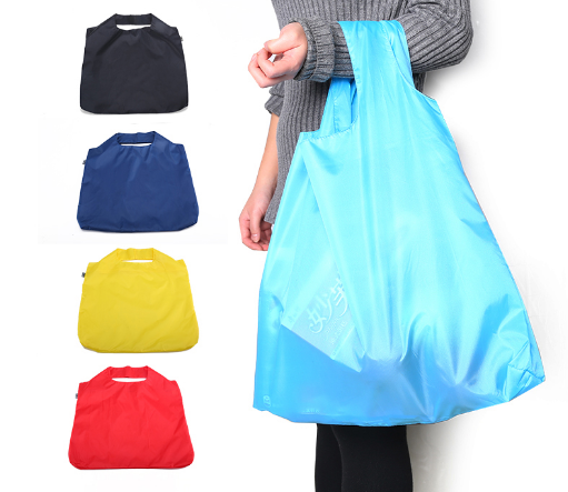 Handle Nylon Grocery Bag