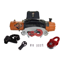 Best quality Electric Winch Electric Synthetic Rope 4x4