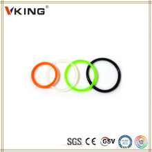 Made in China Colored Clear Rubber O Ring