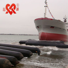 XINCHENG Brand High buoyancy boat/vessel/ship/platform lifting rubber airbag MADE IN CHINA