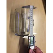 Alto Quanlity Glass Tumbler Taza De Cerveza Copa De Café Vajilla Kb-Hn08167
