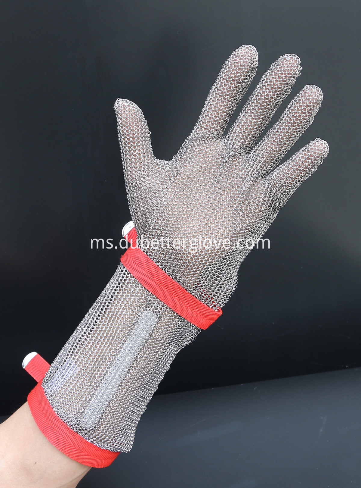 zhonghe chain mail gloves