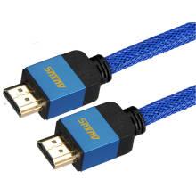 Aluminum Aluminum Moulding HDMI Kabel (1.4V, 3D, 4K)