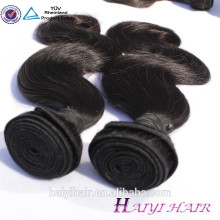 Pacote de cabelo peruano estoque 10A vison