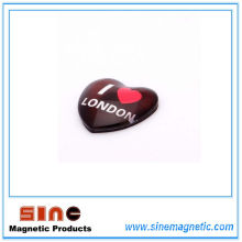 Professionally Customer-Made Beautiful Creative Glass Glue Fridge Magnet