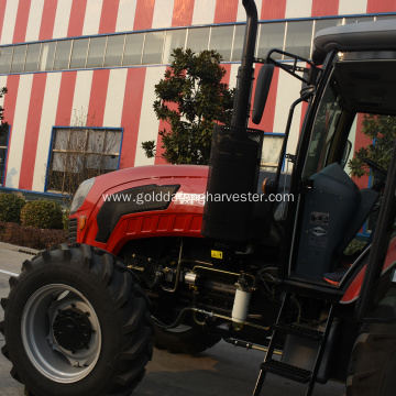 Fast Delivery for 150Hp Wheeled Tractor,Agricultural Equipment Wheeled Tractor Manufacturer in China water cooled  position control and floating control export to Macedonia Factories