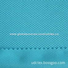 Polyester Tricot/Mesh Fabric, Warp Knitting, for Garment and Shoes