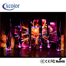 Top Suppliers for Indoor Rental Led Screen P4.81 SMD Indoor Full Color Rental LED Display supply to South Korea Wholesale