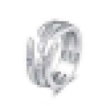 Anel de abertura de forma de dedo exclusivo criativo feminino