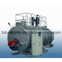 Horizontal Steam Generator (Oil / Gas Fired)
