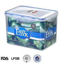 Easylock plastic rice storage box 4250ml
