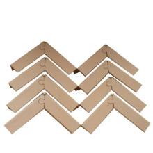 Good quality cardboard corner protector 100% kraft paper paper angle bead