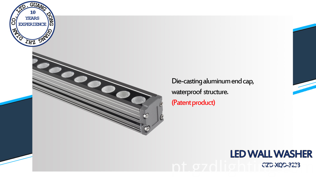 outdoor led wall washer