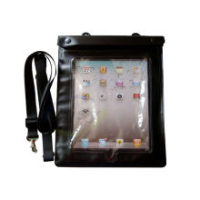 Passed En71 And Pvc Clear Mobile Phone Waterproof Bag / Pouch For Traveling And Rainy Days