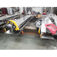 Portable Square Rainspout Roll Forming Machines