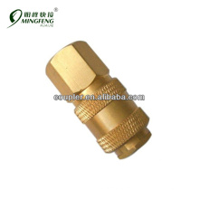 Pneumatic quick release air couplings,Pneumatic fittings with male thread