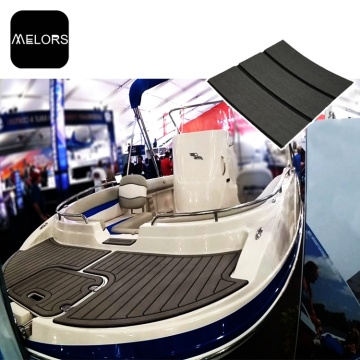 Revestimento material do barco de pesca de EVA do Decking marinho do barco