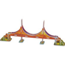 Golden Gate Bridge Puzzle 3D