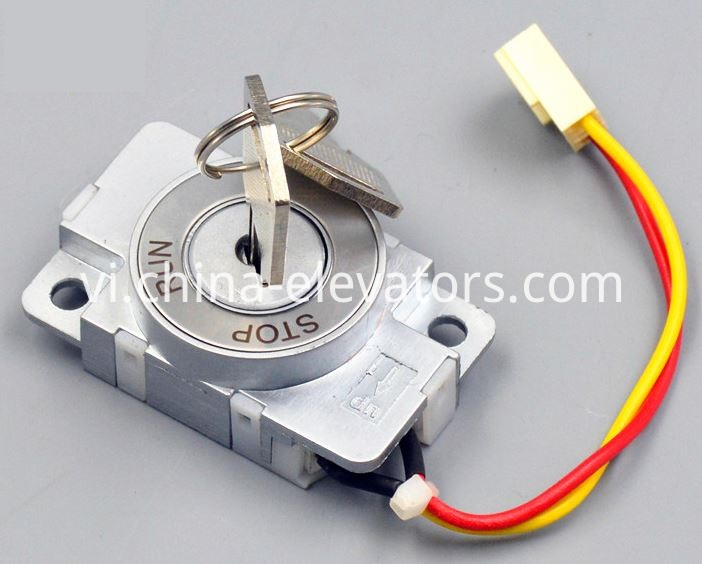 OTIS Elevator Base Station LOP Key Switch