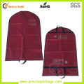 Red Color Non Woven Suit Cover Bag for Sell