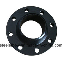 JIS B2220 5k Welding Neck Steel Pipe Flange